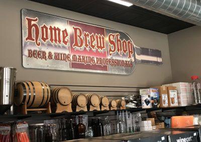 Homebrew Shop